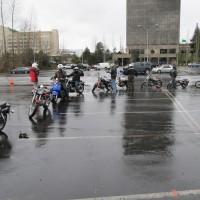 Motociclist de WA